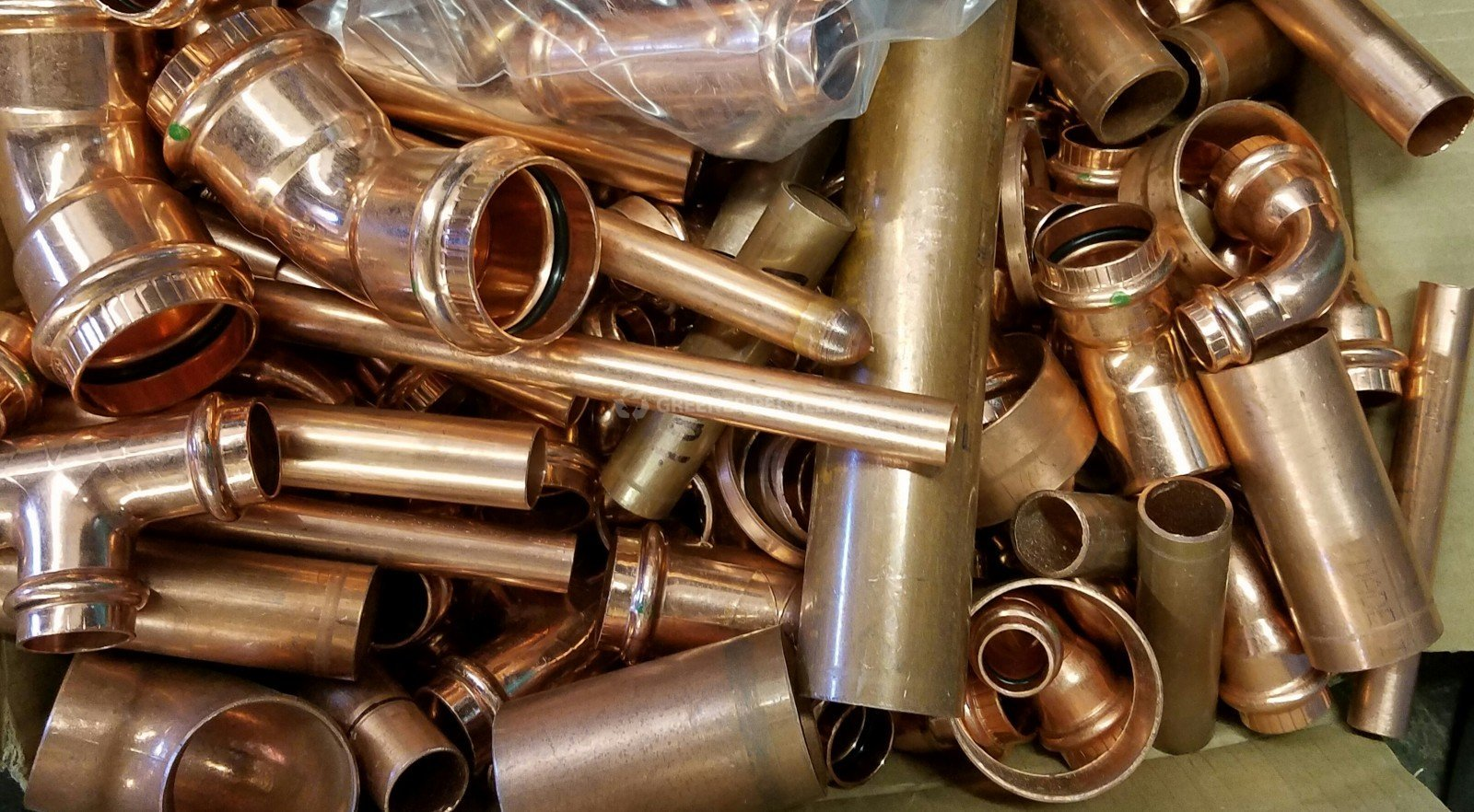 Scrap metal prices in la dispose metals at greener recycling for Copper pipe cost